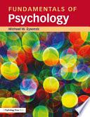 """Fundamentals of Psychology"" by Michael Eysenck"