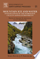 Mountain Ice and Water