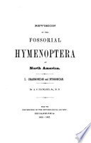 Revision of the Fossorial Hymenoptera of North America