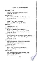 Vishveshvaranand Indological Journal  , Volume 29