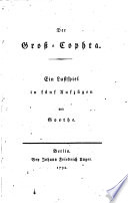 Der Gross-Cophta