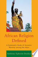 African Religion Defined Book PDF