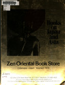 Books on Japan and Asia
