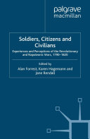 Soldiers, Citizens and Civilians Book