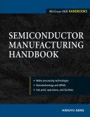 Semiconductor Manufacturing Handbook