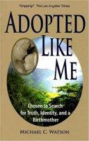 Adopted Like Me Book PDF