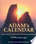 Adam's Calendar  : Discovering the Oldest Man-made Structure on Earth