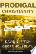 Prodigal Christianity Book