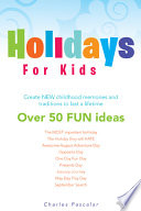 Holidays For Kids Book PDF