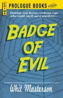 Pdf Badge of Evil