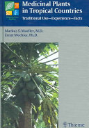 Medicinal Plants in Tropical Countries