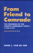 Pdf From Friend to Comrade Telecharger