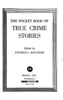The Pocket Book of True Crime Stories Pdf/ePub eBook