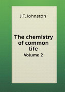 Pdf The chemistry of common life