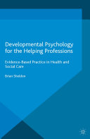 Pdf Developmental Psychology for the Helping Professions