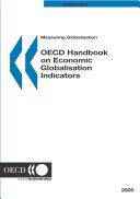 Pdf Measuring Globalisation OECD Handbook on Economic Globalisation Indicators Telecharger