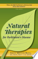 Natural Therapies for Parkinson   s Disease Book