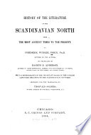 History of the Literature of the Scandinavian North