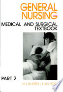 General Nursing Medical And Surgical Textbook