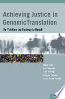 Achieving Justice in Genomic Translation