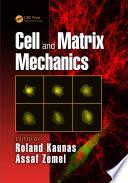 Cell and Matrix Mechanics Book