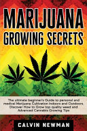 Marijuana Growing Secrets