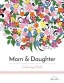 Mom and Daughter Coloring Book
