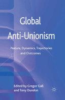 Pdf Global Anti-Unionism Telecharger