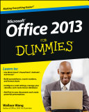 Pdf Office 2013 For Dummies Telecharger