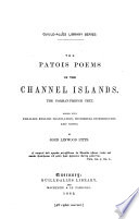 The Patois Poems of the Channel Islands