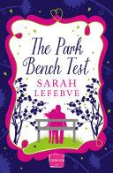 The Park Bench Test: HarperImpulse Contemporary Romance