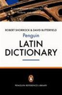 The Penguin Latin Dictionary