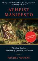 Atheist Manifesto