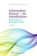 Information History   An Introduction