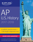 AP U.S. History 2017-2018