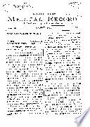 The Kansas City Medical Record Book PDF