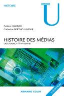 Pdf Histoire des médias Telecharger