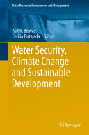 Water Security, Climate Change and Sustainable Development Pdf/ePub eBook