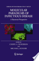 Molecular Paradigms of Infectious Disease