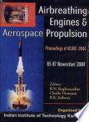 Air Breathing Engines And Aerospace Propulsion Book PDF