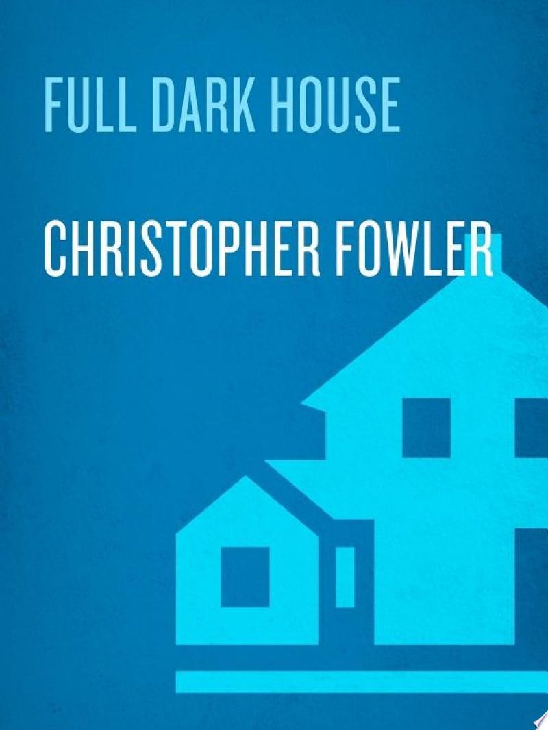 Full Dark House banner backdrop