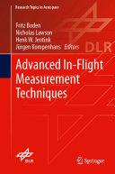 Pdf Advanced In-Flight Measurement Techniques Telecharger