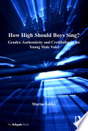 How High Should Boys Sing