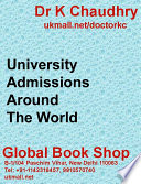 University Admissions Around the World