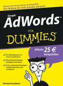 AdWords für Dummies