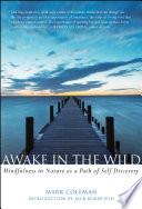 Awake in the Wild Book
