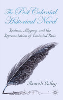 Pdf The Postcolonial Historical Novel Telecharger