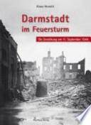 Darmstadt im Feuersturm