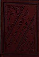 Ham s revenue and mercantile year book  afterw   Ham s year book  ed  by G D  Ham