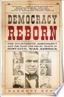 Democracy Reborn Book
